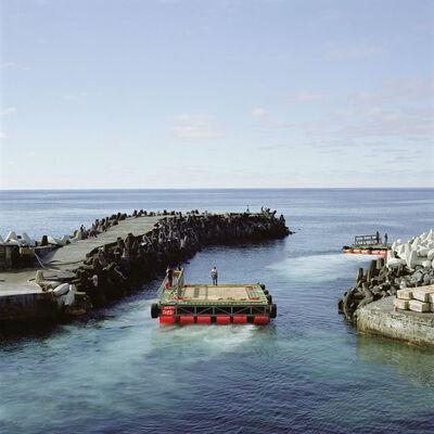 Jon Tonks, 'Calshot Harbor'