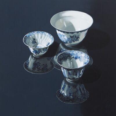 Sasja Wagenaar, '3 bowls in the dark', 2018