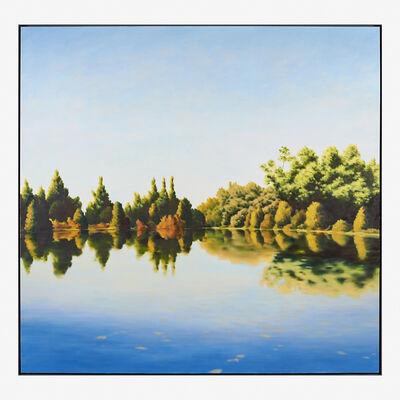 April Gornik, 'Corner Lake', 1996