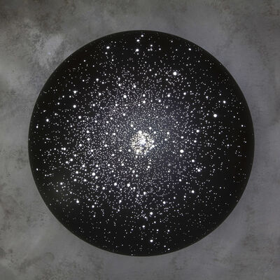 Birgitta Weimer, 'Messier-Object M13', 2013