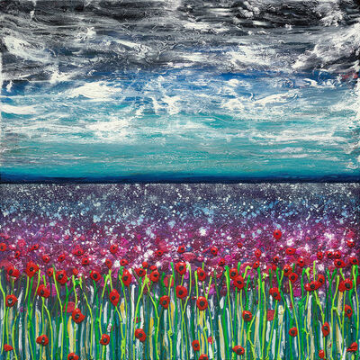 Scarlett Raven, 'The Rendezvous', 2018