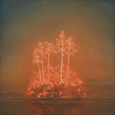 Andrew McIntosh (Mackie), 'The Glowing Isle', 2018