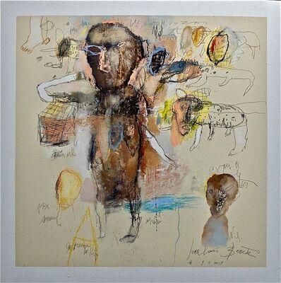 jean-louis Bessède, 'the Nile child', 2020