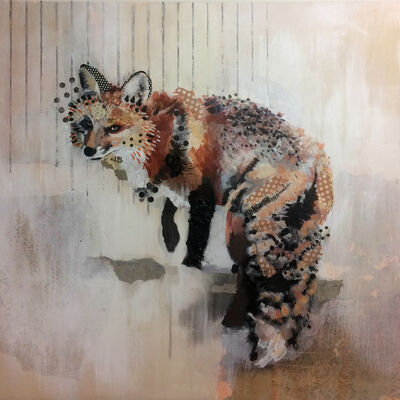 Samantha Walrod, 'Red Fox Gaze', 2017