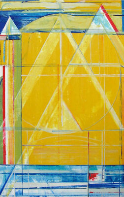 Richard Roblin, 'Golden Mind', 2008