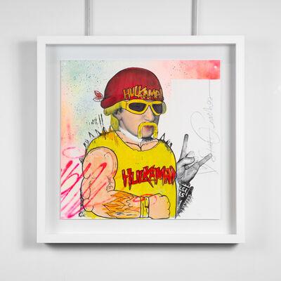 Stikki Peaches, 'Hulk Mo'Gan', 2020