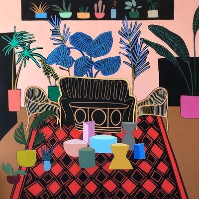 Mary Finlayson, 'Interior III',