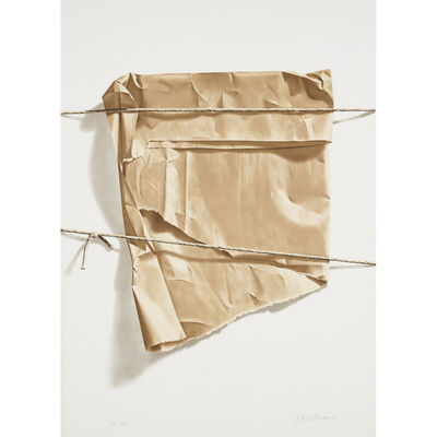 Yrjo Edelmann, 'Stringed paper object', 1980