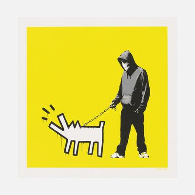 Banksy, 'Choose Your Weapon (Lemon Yellow)', 2010