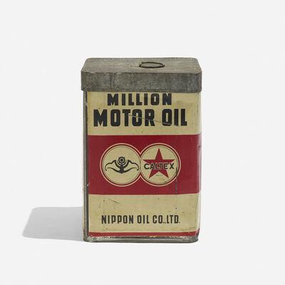 Nippon Oil Co., Ltd., 'Million Motor Oil Box', c. 1950