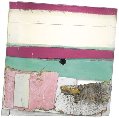 Alfred Leslie, 'Sam's Crooked Collage'
