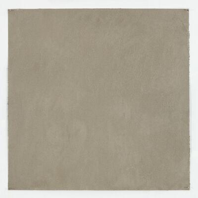 Meg Webster, 'Cement', 2016