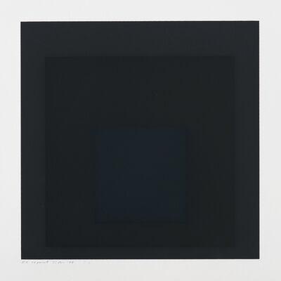 Josef Albers, 'Gray Instrumentation I e (D. 225.5)', 1974