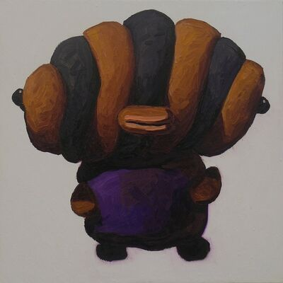 Peter Opheim, 'Croissant Boy', 2013