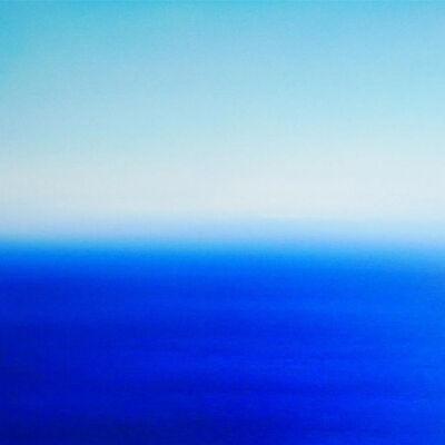 Martyn Perryman, 'Blue Contemplation', 2019