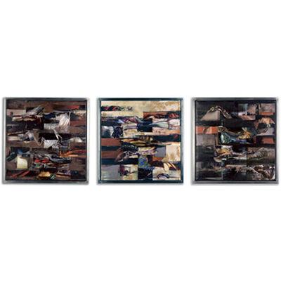 Claudia Meyer, 'Temps Dance I, II & III', 2013