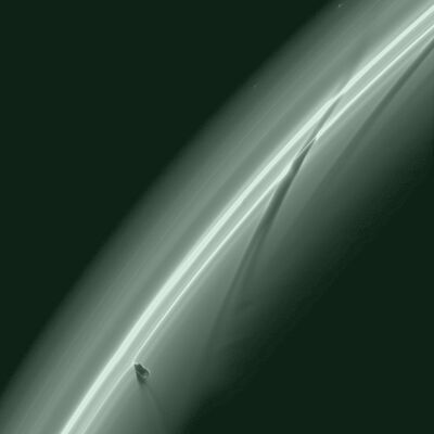 Thomas Ruff, 'cassini 30', 2009