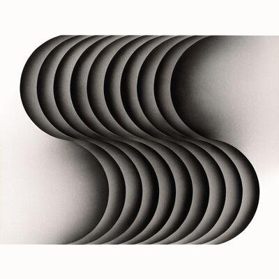 Julio Le Parc, 'Primeras modulaciones 7', 2018