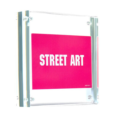 Invader, 'STREET ART (Framed)', 2011