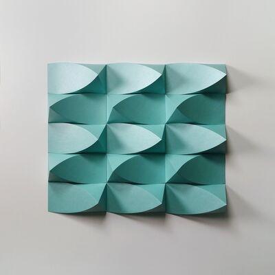 Matt Shlian, 'Omoplata 29 - Aquamarine ', 2020