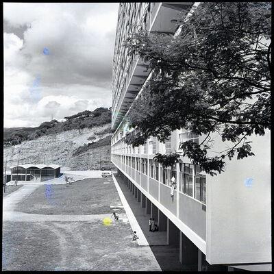 Alessandro Balteo-Yazbeck, 'Architect Carlos Raúl Villanueva in Collaboration with Taller de Architectura del Banco Obrero. Cerro Verde Residential Unit, circa 1956, From the series Sub-Entanglement Sustainable-Emigrant', 2006-2008