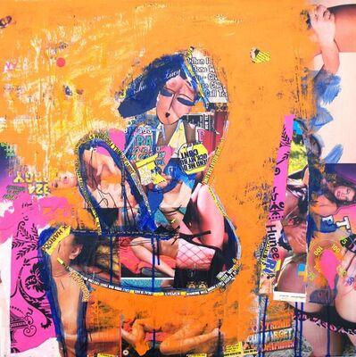 Helen Gørrill, 'Urban Collage: Hunee', 2013
