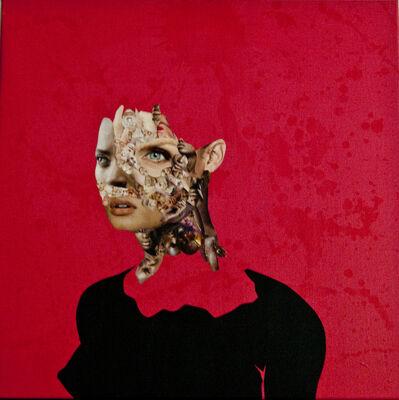 Vitshois Mwilambwe Bondo, 'Become Addicted I', 2013