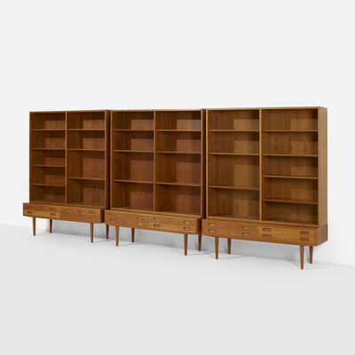 Poul Hundevad, 'Bookshelves, Set of Three', c. 1965