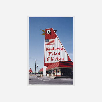 John Margolies, 'Kentucky Fried Chicken, Marietta, Georgia', 1992