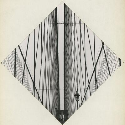 Arthur Tress, ' Brooklyn Bridge NY', 1967