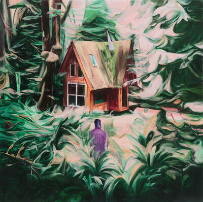 Lei Qi, 'A chalet in the jungle', 2019