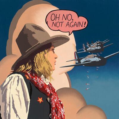 Billy Schenck, 'Oh No, Not Again!', 2020