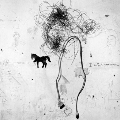 Roger Ballen, 'Children's Bedroom Wall', 2000
