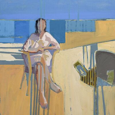 Linda Christensen, 'Composed', 2018