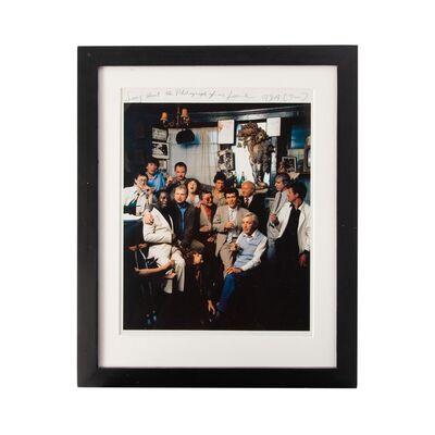 Neal Slavin, 'Colony Room Club', 1986
