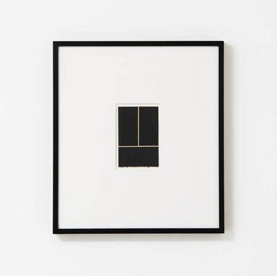 Lygia Clark, 'Espaço modulado (Modulated space)', 1958