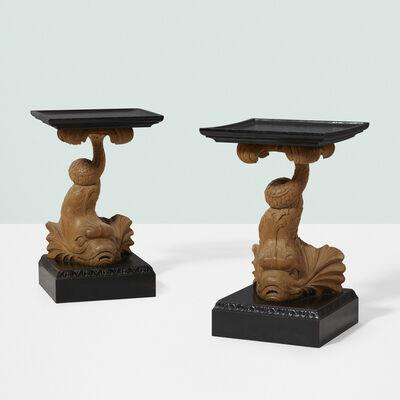 T.H. Robsjohn-Gibbings, 'Occasional tables, pair', 1937