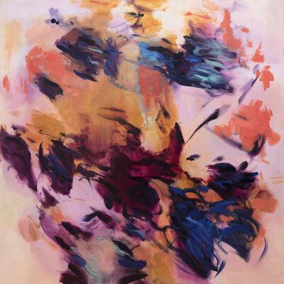 Rebecca Meanley, 'Untitled (ochre-magenta)', 2017