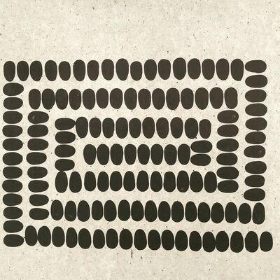 Richard Long, 'Untitled (Horizontal - C)', 1994