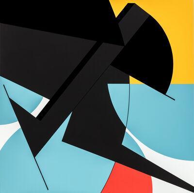Serge Alain Nitegeka, 'Colour & Form LXI', 2018