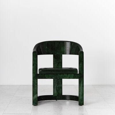 Karl Spring LTD, 'Karl Springer LTD, Onassis Chair, USA', 2020