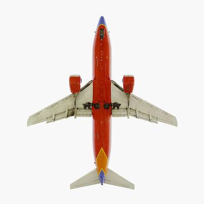 Jeffrey Milstein, 'Southwest Airlines Boeing 737-300 (Boeing 737 #2)', 2005