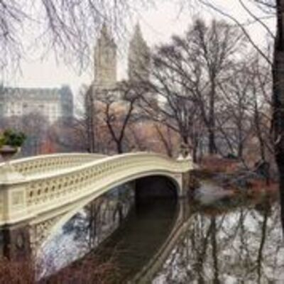 Timothy Hyde, 'Bow Bridge, Central Park, NY', 2013