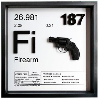 Daniel Cohen, 'Firearm (Fi - 187)', 2019