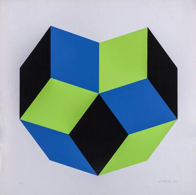 Hans Jörg Glattfelder, 'Untitled', 1970