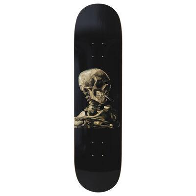 Vincent van Gogh, 'Skull Skateboard Deck after Vincent Van Gogh', 2019