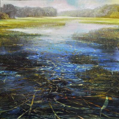 David Allen Dunlop, 'River Field', 2018