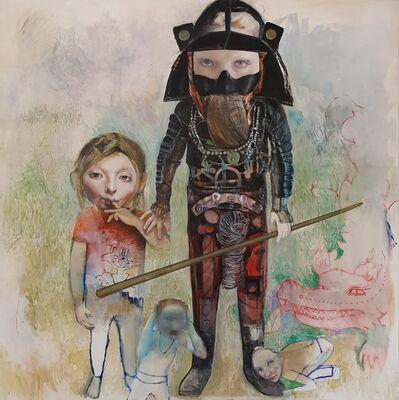 Tamara Muller, 'War Painting 1', 2009-2018