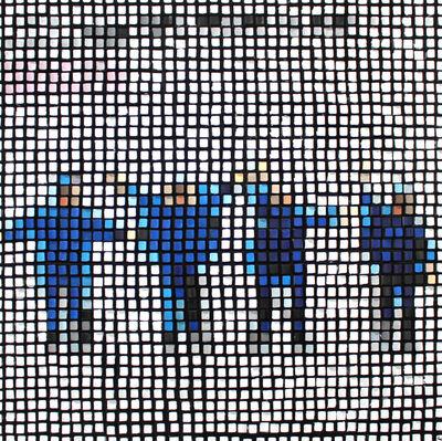 Georges Monfils, 'Pixel Remaster Series: Help! (The Beatles)', GFA1202