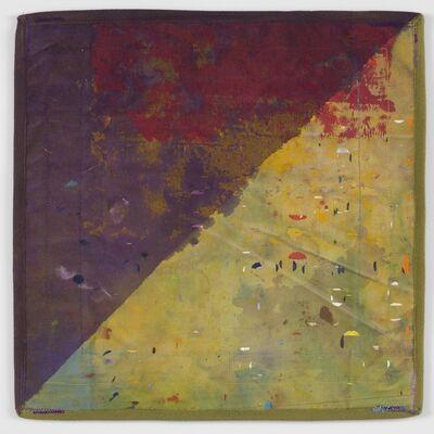 Alan Shields, 'White throw', 1975-1983